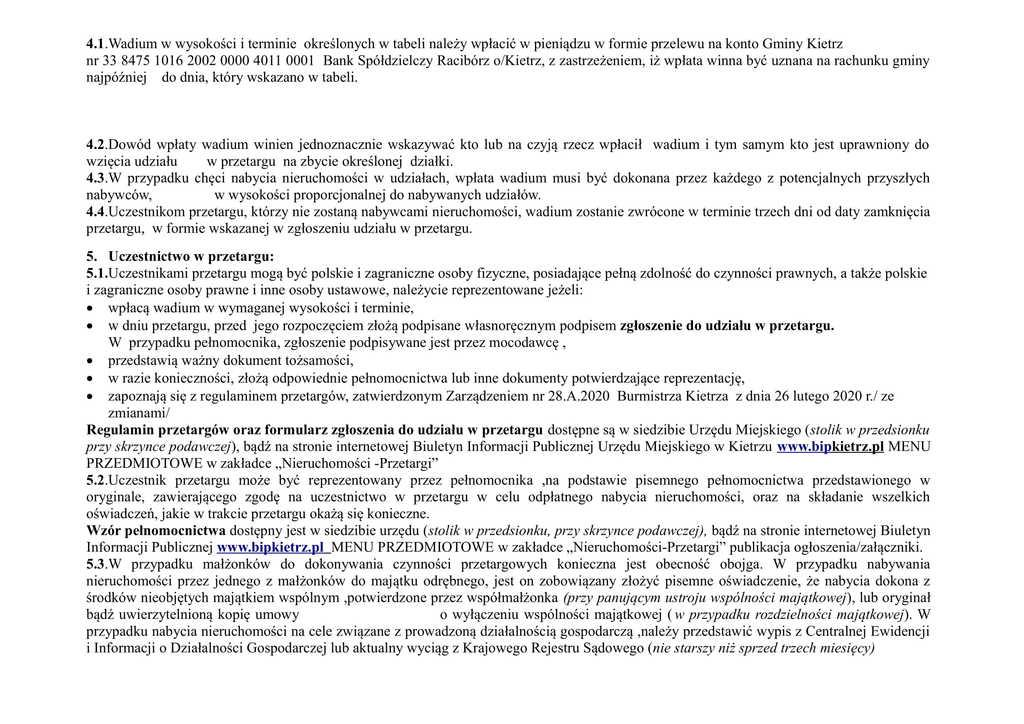 1.PRZETARG  dz. 1753 Kietrz u zbiegu ulic Okopowej-Głubczyckiej-2.jpeg