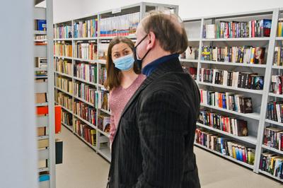 Galeria Otwarcie Biblioteki Miejskiej