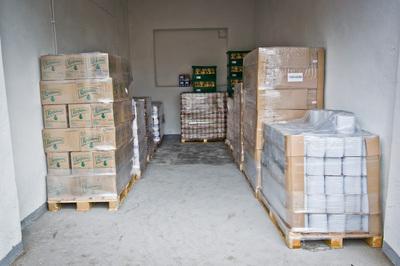 Galeria Bank Żywności w Kietrzu