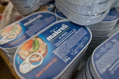 Galeria II transza pomocy z Banku Żywności